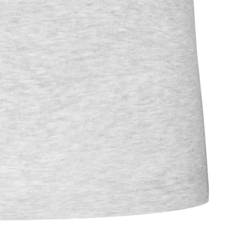 Detailbild zu Feinripp T-Shirt kurzarm von JOCKEY graumeliert Gr. S - XXL für Herren