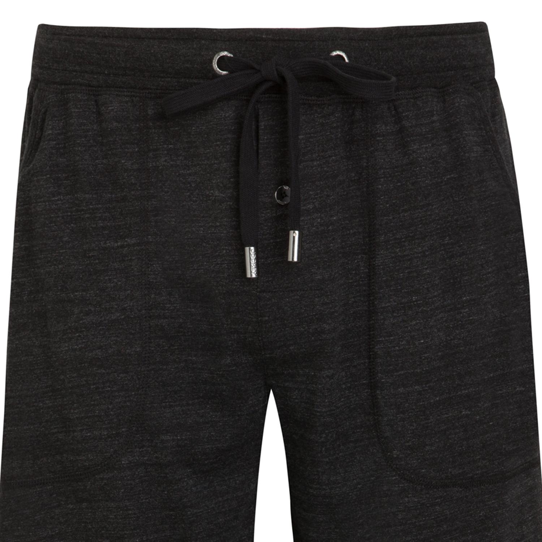 Detailbild zu Kurze Pyjama Bermuda in dunkelgrau von JOCKEY S - 6XL