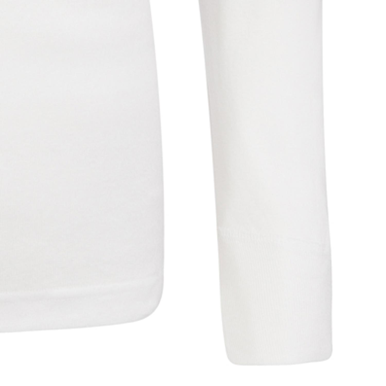 Detailbild zu Feinripp Shirt langarm von JOCKEY in weiss Gr. S - XXL für Herren