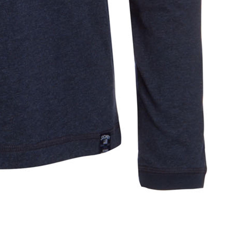 Detailbild zu Langer Herren Pyjama von Jockey in Navy von Gr. S bis 3XL