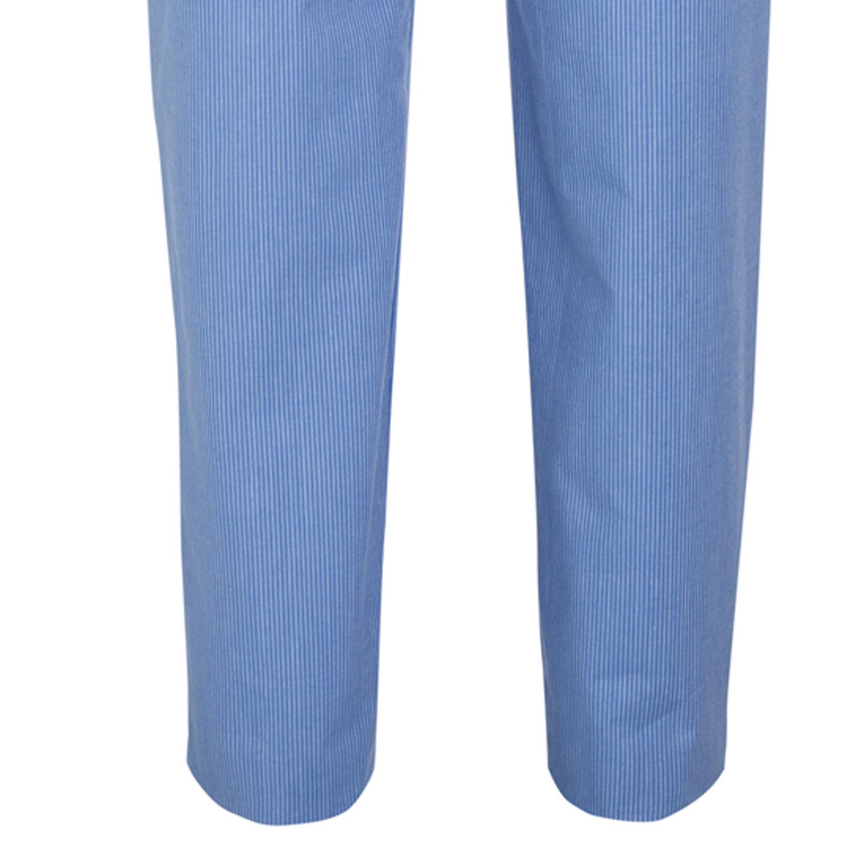 Detailbild zu Hellblaue Pyjamahose von Jockey in den Größen S - 3XL