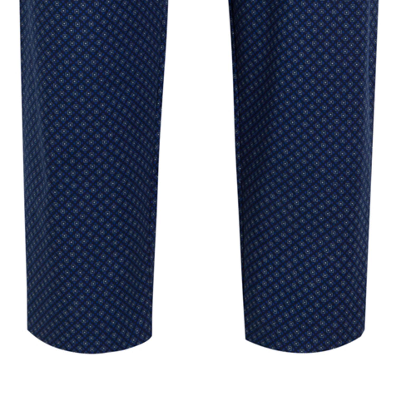 Detailbild zu Lange Herren Pyjamahose von Jockey dunkelblau S - 6XL