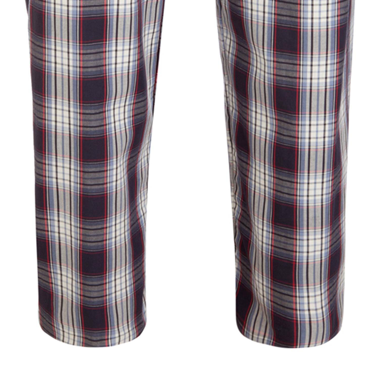 Detailbild zu Lange karierte Pyjama Hose von JOCKEY in den Größen S bis Übergröße 6XL