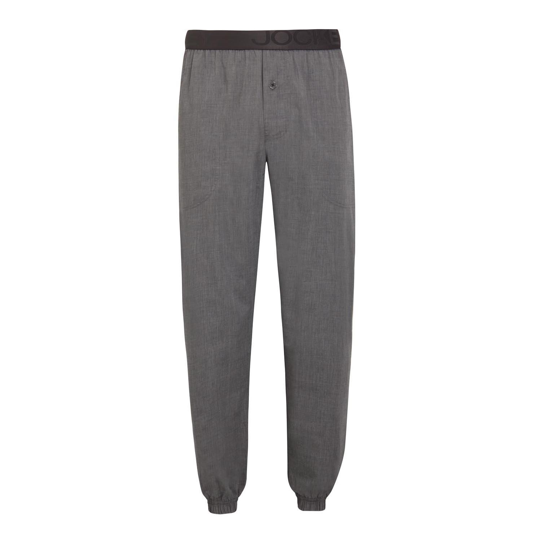 Detailbild zu Lange Schlafhose für Herren von Jockey in der Farbe Grau S - 6XL