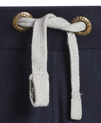 Detailbild zu Große Größen Sweat shorts navy Herren von Replika bis 8XL