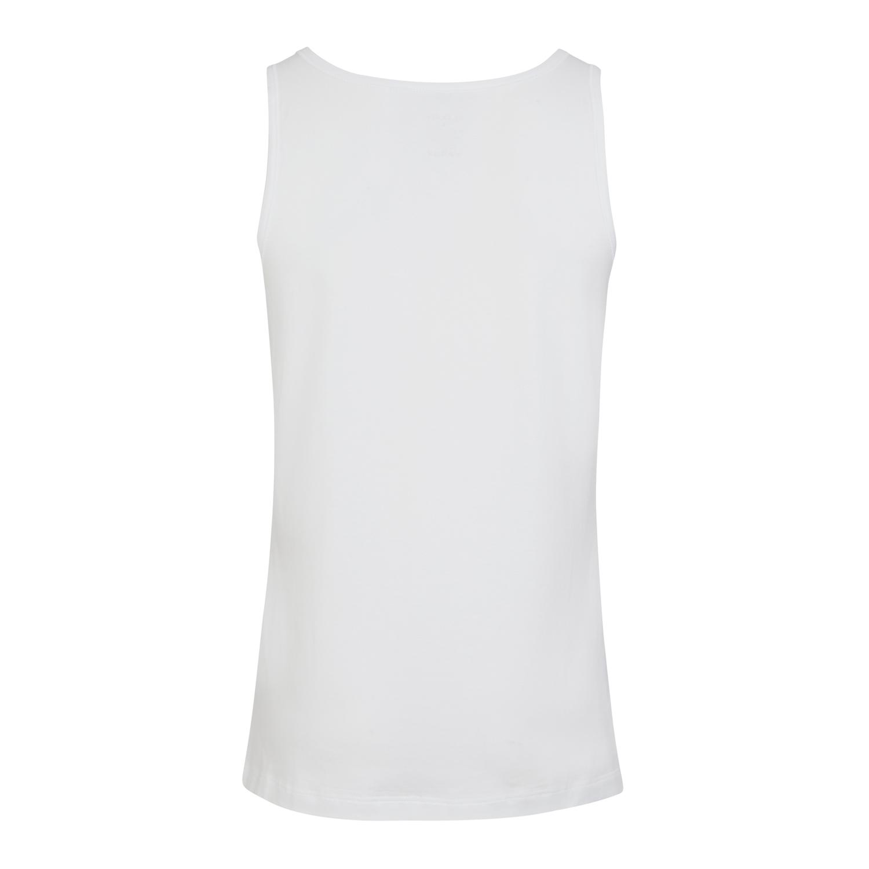 Detailbild zu Herren Unterhemd ärmellos in weiß von Jockey S - XXL