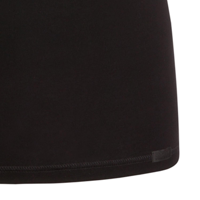 Detailbild zu Feinripp Unterhemd für Herren von Jockey in schwarz ab Größe S bis 2XL