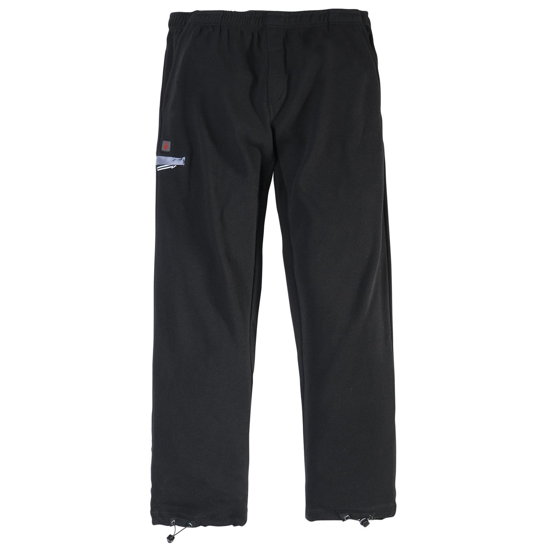 Detailbild zu Gerippte Jogginghose schwarz für Herren von North 56°4 3XL - 8XL