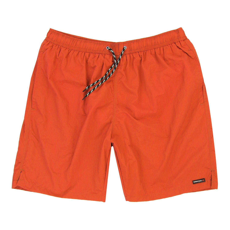 Image de détail de Short de bain orange de North 56°4 // grandes tailles jusqu'au 8XL