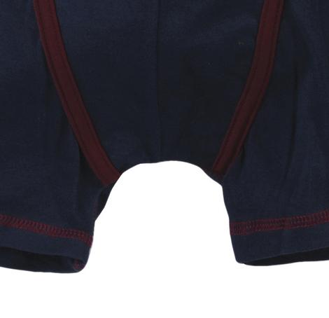 Detailbild zu Übergrößen Boxershorts in dunkelblau von Replika 3XL - 8XL Herren