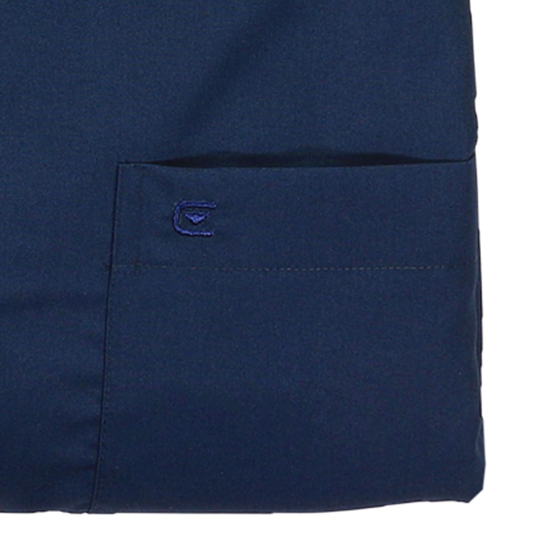 Detailbild zu Dunkelblaues Hemd von Casa Moda in Übergrößen bis 7XL