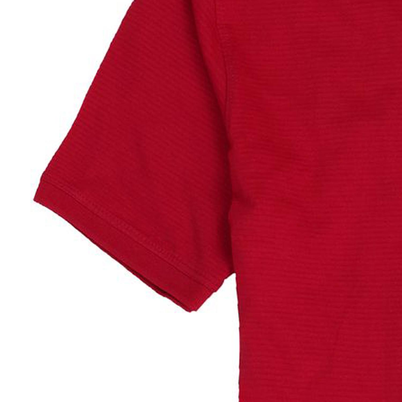 Detailbild zu Große Größen Poloshirt für Herren bis 8XL in rot von Redfield