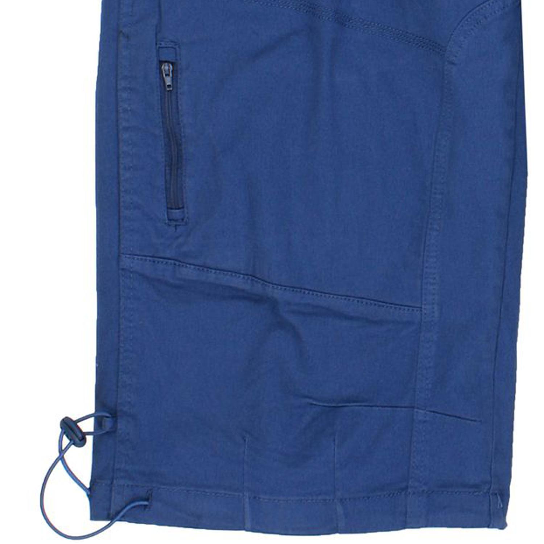 Detailbild zu Hajo knielange Herren Bermudashort in jeansblau bis Übergröße 6XL