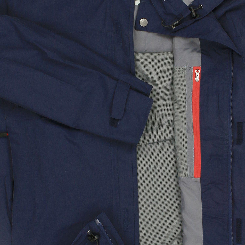 Detailbild zu Leichte Herren Funktionsjacke von Brigg in navy bis Übergröße 10XL