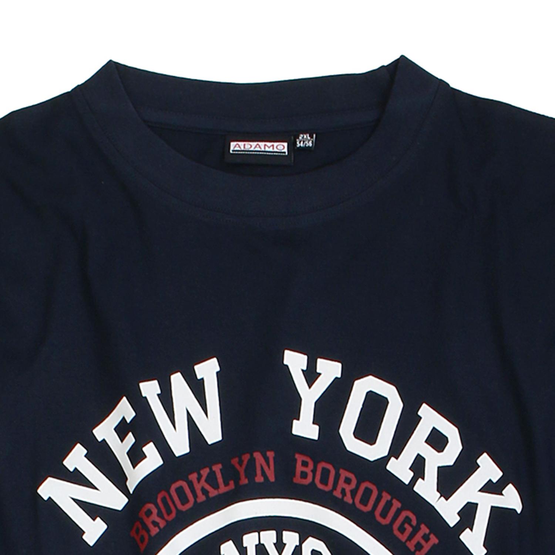 fb11770665c4 T-Shirt in Übergröße bis 14XL: Big-Basics.com - 3