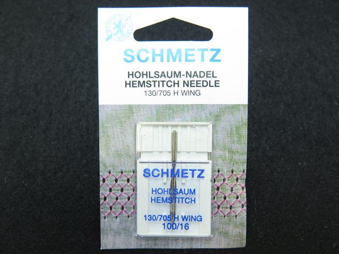 Schmetz Hohlsaum-Nähmaschinennadeln