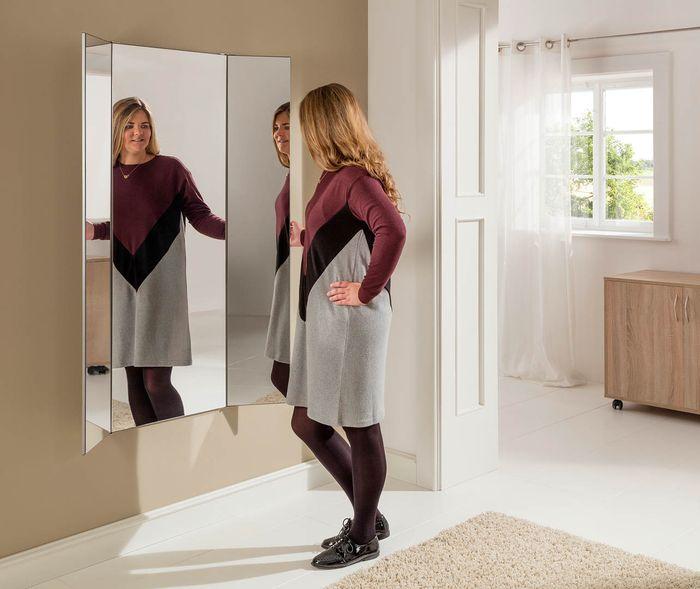 """""""Dresser"""" Bekleidungsspiegel 18.55"""