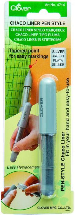 Nähkreidestift (silber)