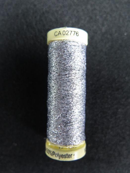 Metallic-Faden 50m silber 41