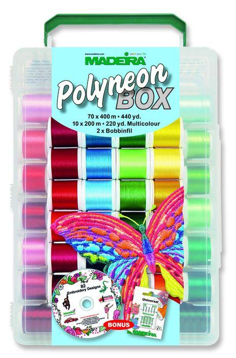 Polyneon Box (70x400 / 10x200m)