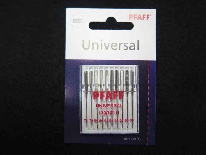 Pfaff-Nähmaschinennadeln 130/705 H (70/80/90)