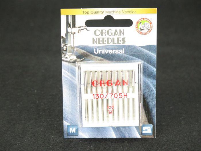 "Organ Nähmaschinennadeln ""Universal"" 80/11"