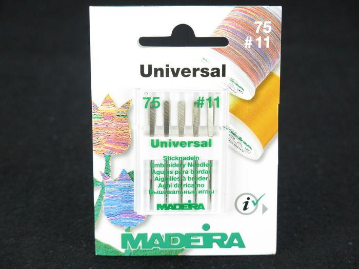 """Madeira Stickmaschinennadeln """"Universal"""""""