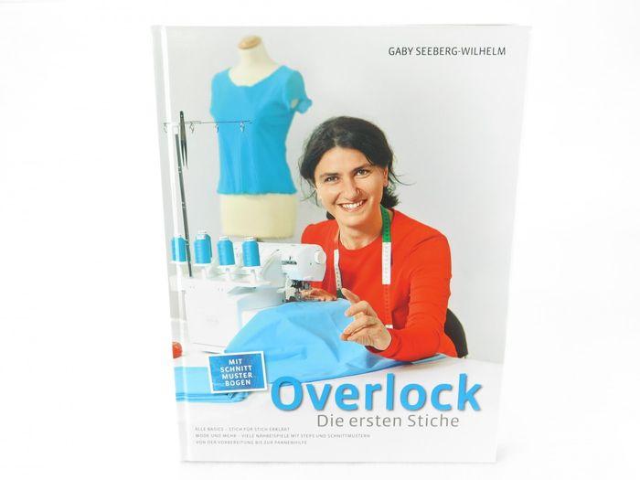 Overlock - Die ersten Stiche (Buch)