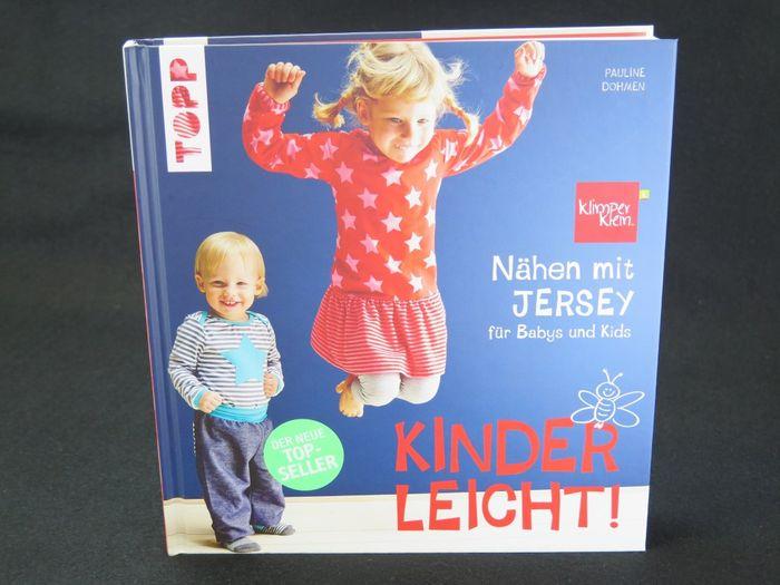 Nähen mit Jersey für Babys und Kids (Buch)