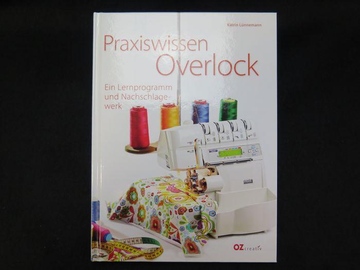 Praxiswissen Overlock (Buch)