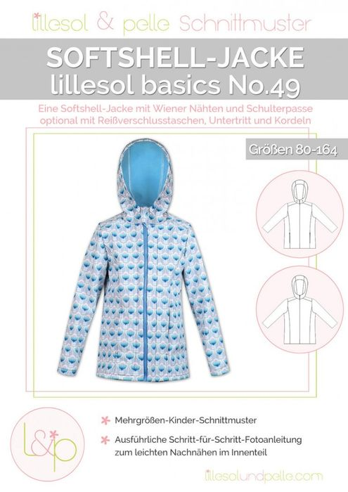 Softshelljacke basics No.49