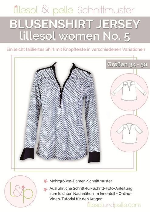 Blusenshirt women No.5