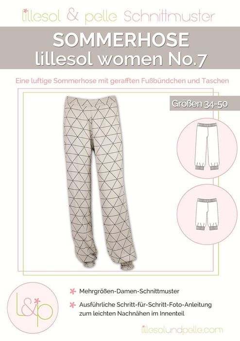 Sommerhose women No.7