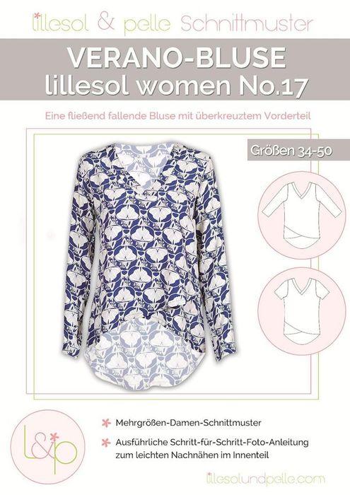 Verano-Bluse women No.17