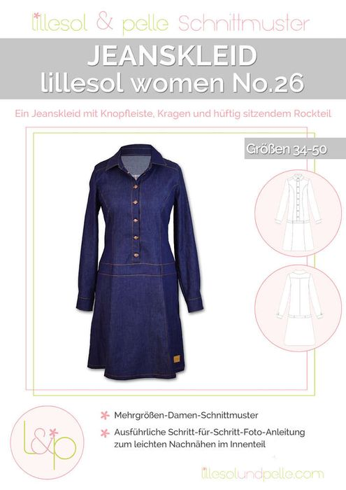 Jeanskleid women No.26
