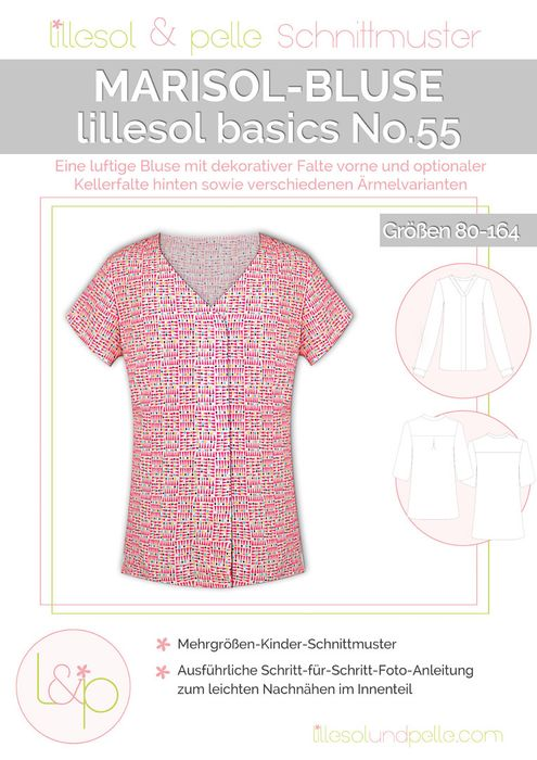 Marisol-Bluse