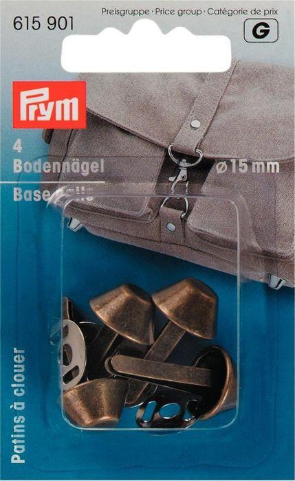 Bodennägel für Taschen (altmessing) 15mm