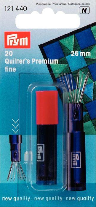 Quilter's Premium, mit Silberöhr 26 mm (fein)