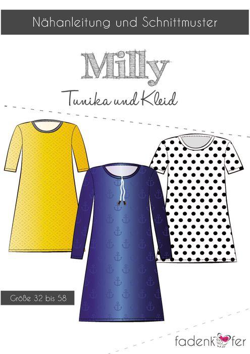 Kleid und Tunika Milly