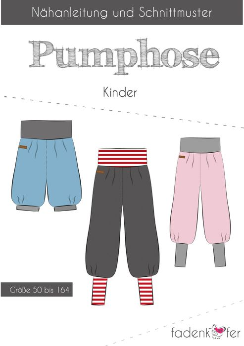 Pumphose (Kinder)