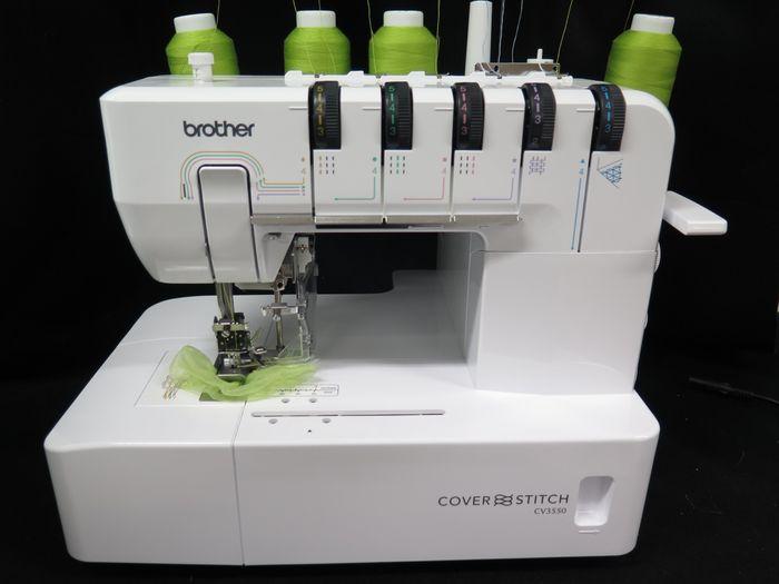 CV 3550 Cover Stitch