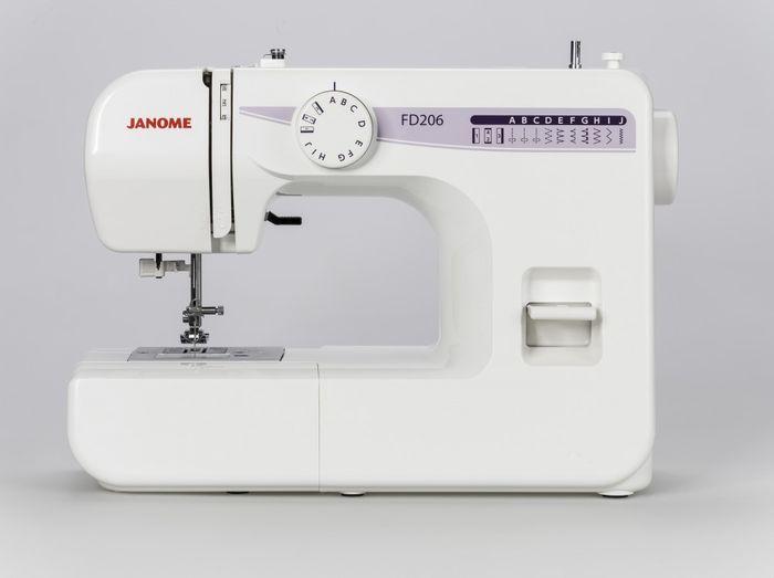 Janome FD 206