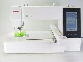 Janome Memory Craft 500 E