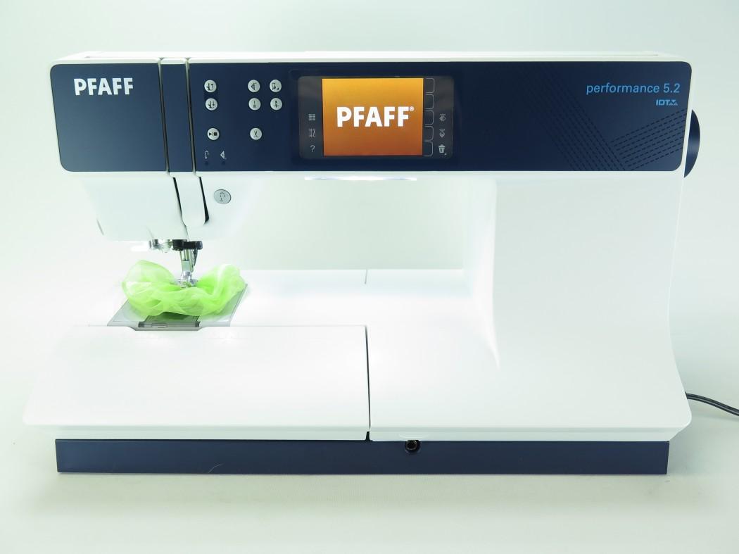 Pfaff Performance 5.2 Maschinen Nähmaschinen Pfaff