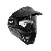 VForce Armor Field Vision Paintballmaske Gen 3, schwarz, Single Glas Bild 1