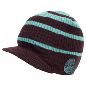 Planet Eclipse Visor Beanie Tide, dusk 001