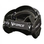 VForce Armor Field Vision Paintballmaske, Gen 3, schwarz, Thermal Glas 005