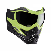 VForce Grill Paintballmaske mit Thermalglas, Lime on Black, SPECIAL EDITION Bild 1