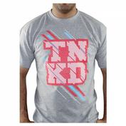 TANKED RedStripe T-Shirt, grau 003