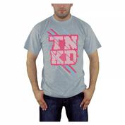 TANKED RedStripe T-Shirt, grau 001